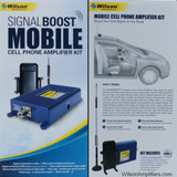 SignalBoost Kit direct connect 811214, wired car amplifier +30dB gain, retail box