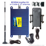 SignalBoost Kit direct connect 811214, wired car amplifier +30dB gain, with label