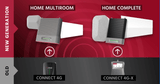 Next Generation of Cell Phone Signal Boosters for Home Arrives with weBoost Home MultiRoom and Home Complete
