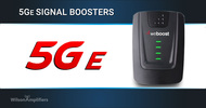 5Ge Signal Boosters: Boost Your AT&T 5Ge Coverage at Home, Office, or Car