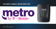 7 Best MetroPCS Cell Phone Signal Boosters for Home, Office, and Car