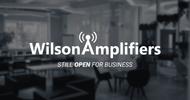 Wilson Amplifiers Is Open for Business