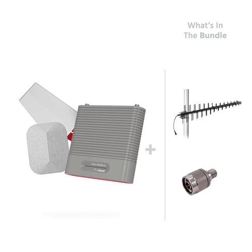 weBoost Home MultiRoom High Gain LPDA Antenna Bundle - 470144-LPDA