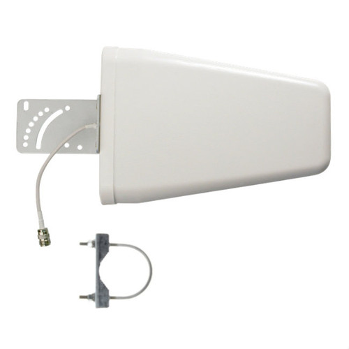 "304411 Wilson Outside Directional Antenna Wide Band 700-2500 MHz, with 2"" pole mount"