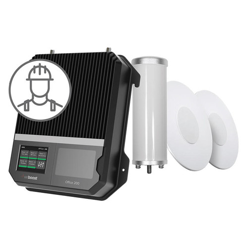 weBoost for Business Office 200 Installed Signal Booster Kit - 473047