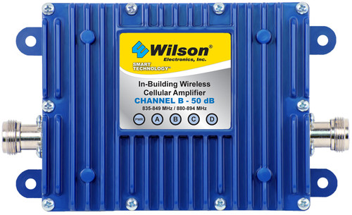 801108 Wilson Building 60dB Amplifier Single Band 800 Mhz (Channel A)