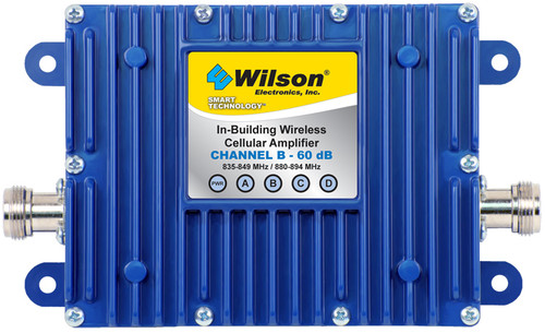 801110 Wilson Building 60dB Amplifier Single Band 800 Mhz (Channel B)
