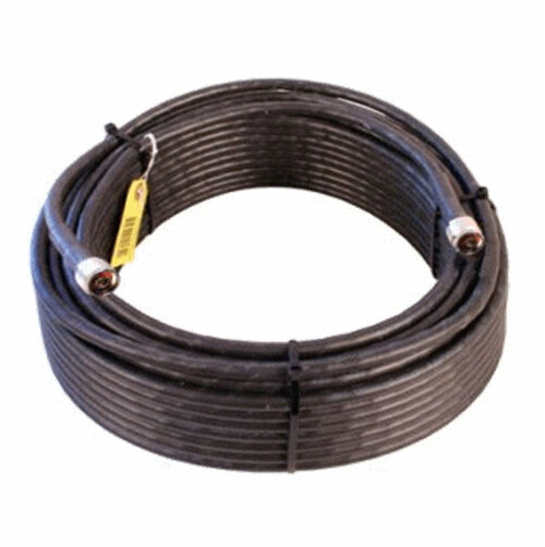 Wilson 952300 100-Foot WILSON400 Ultra Low-Loss Coaxial Cable Male-Male Black, main