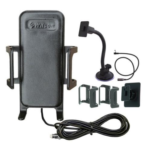 Cradle Plus Kit - Wilson 30146, FME-Female, interior vehicle antenna, main image