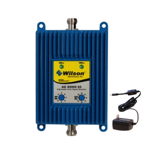 Wilson 805045 AG SOHO 65 dB Dual Band Amplifier, main