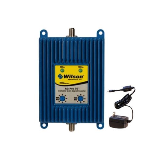 Wilson 801265 AG Pro 70 dB Gain Dual Band Amplifier, main