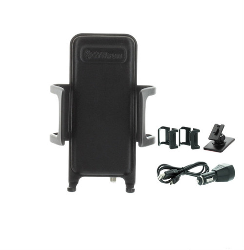 right side of Wilson 815225 Mobile Cradle SLEEK Universal +26 dB Amplifier