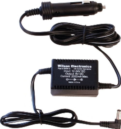Wilson 859961 Cigarette Power Supply for ibooster Cradle Amplifier