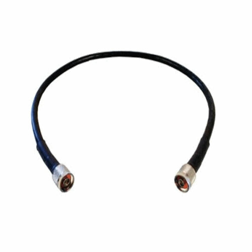 Wilson 952302 2-Foot WILSON400 Ultra Low Loss Coaxial Cable N Male ÌÎå«ÌÎ_ÌÎÌ_ÌÎåÌÎÌ_ÌÎå´ N Male Black, main