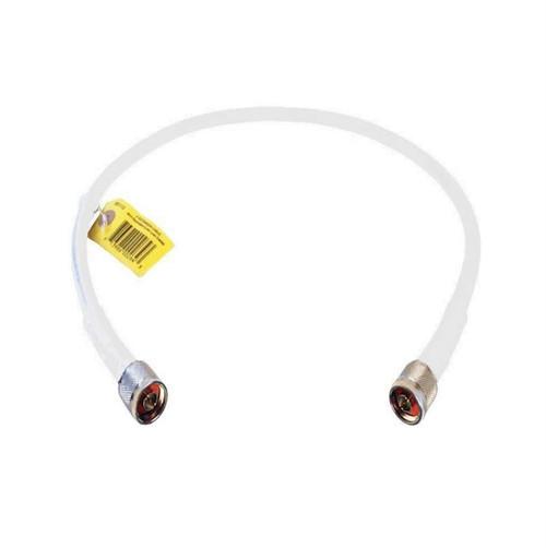 Wilson 952402 2-Foot WILSON400 Ultra Low Loss Coaxial Cable N Male ÌÎå«ÌÎ_ÌÎÌ_ÌÎåÌÎÌ_ÌÎå´ N Male White, main