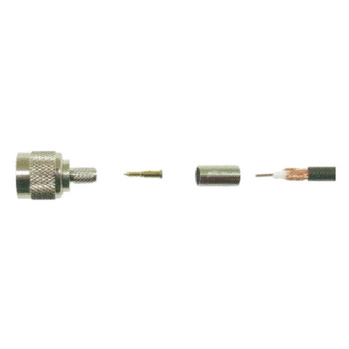 Wilson 971111 TNC Male Crimp for RG 58 Cable
