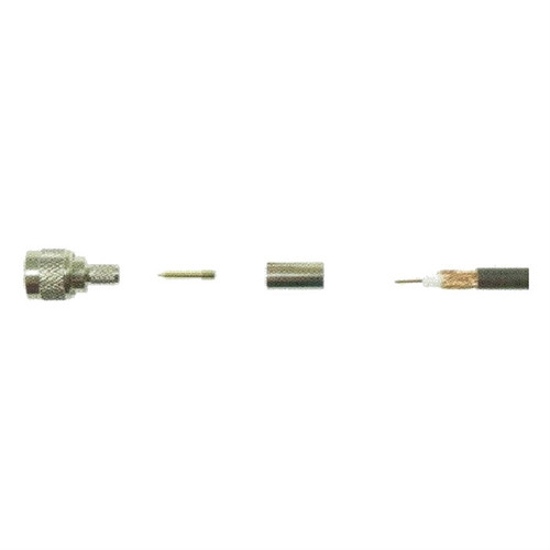 Wilson 971112 Mini UHF Male Crimp for RG 58U Cable