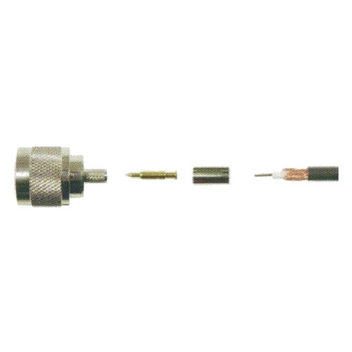 Wilson 971116 N Male Crimp for RG 58U Cable
