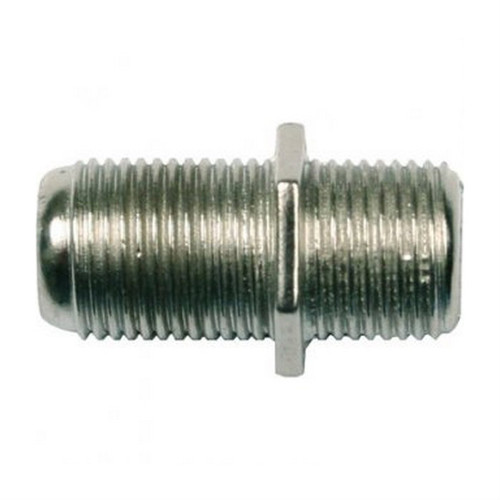 Wilson 971129 F Female - F Female Connector for RG6 Cable