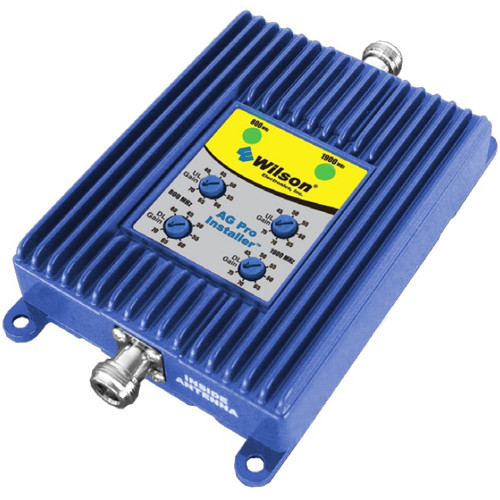 Wilson 801285 AG Pro InstallerÌÎå«ÌÎ_ÌÎÌ_Ì´å£ÌÎå«Ì´å¢ Adjustable Gain Amplifier Dual Band