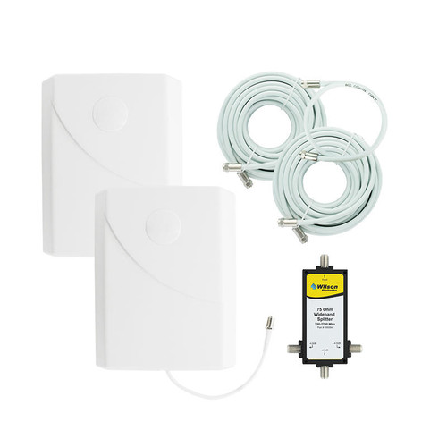 Two Additional Panel Antennas Kit for DB Pro - 311155-K2