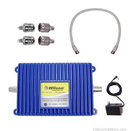 Pre-Amplifier In-Line Booster Kit for DB Pro - 811200-K, WA811200-K, main image