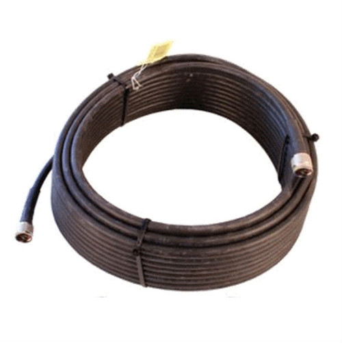 Wilson 952375 75-Foot WILSON400 Ultra Low-Loss Coaxial Cable Male-Male - Black, main