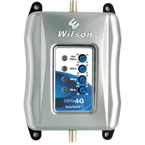 Wilson DB Pro 4G Yagi +65dB Amplifier Kit - 460103 - Amp Front