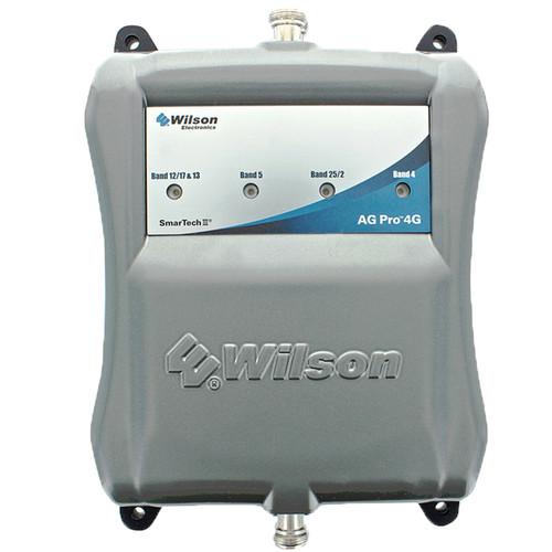 Wilson AG Pro 4G Quint +70dB Amplifier Kit - 461104 - Amplifier