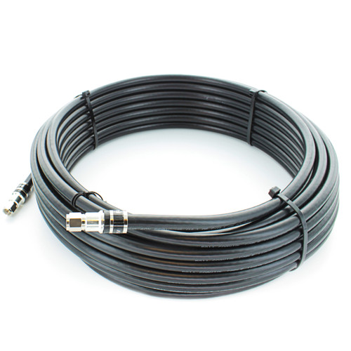 Wilson RG11 F-Male, 50ft Black Cable - 951150 _ Full Pic