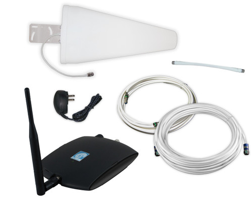 zBoost Trio Soho Xtreme AT&T Cell Phone Signal Booster   ZB575X-A Complete Kit