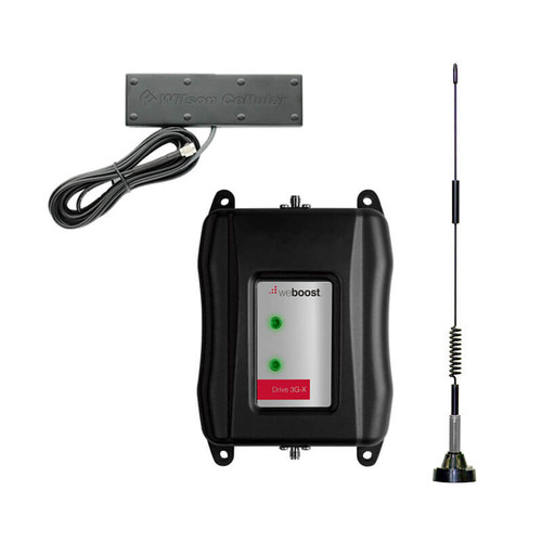 weBoost Drive 3G-X Cell Phone Signal Booster w/ NMO antenna | 470411 Main Image