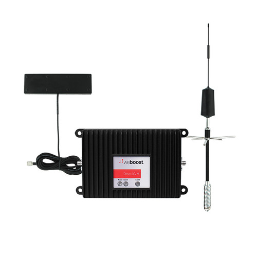weBoost Drive 3G-M Cell Phone Signal Booster | 470102-T Amplifier