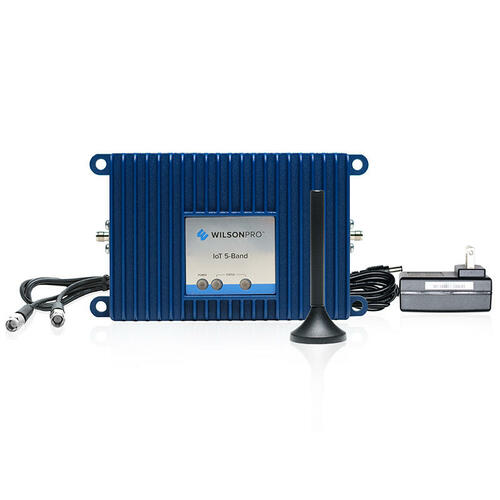 Wilson Pro IoT 5-Band Standard Signal Booster Kit - 460119