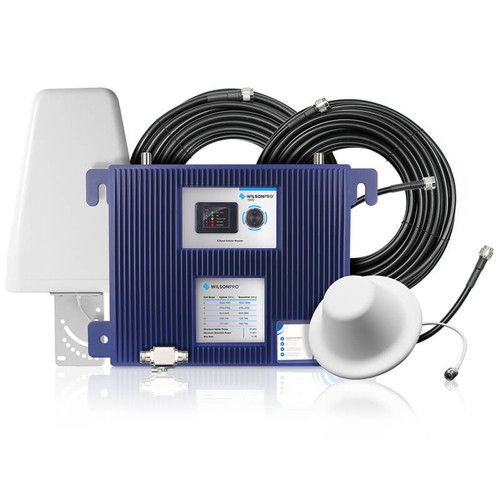 Wilson Pro 1000 Commercial Signal Booster Kit | 460236