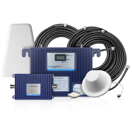 Wilson Pro 1050 Commercial Signal Booster Kit or 460230