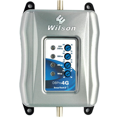Wilson DB Pro 4G Cell Phone Booster Kit (Refurbished) - 460103R
