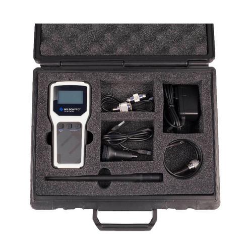Wilson Pro cellular RF Signal Meter w/ Carrying Case Kit - 460218