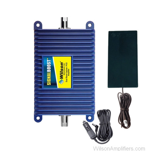 Wilson 811210 SignalBoost Direct Connection +25 dB Amplifier Dual Band 850/1900 Mhz, main image