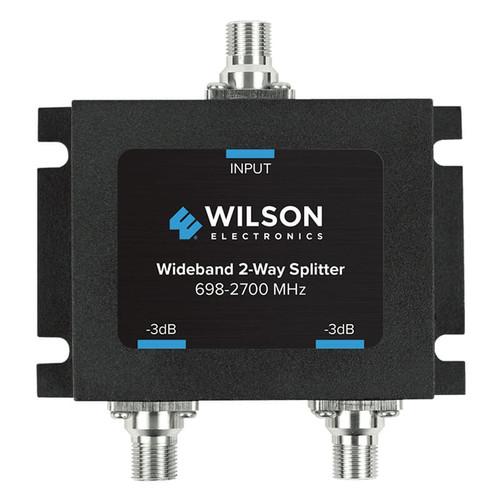 Wilson -3dB 2-Way Splitter 698-2700MHz, 75ohm - 850034