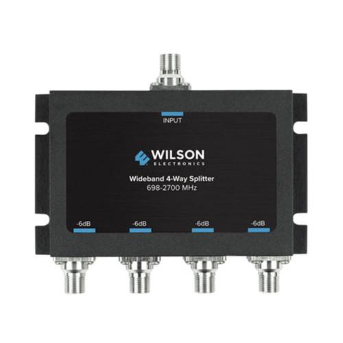 Wilson -6dB 4-Way Splitter 698-2700MHz, 75ohm - 850036