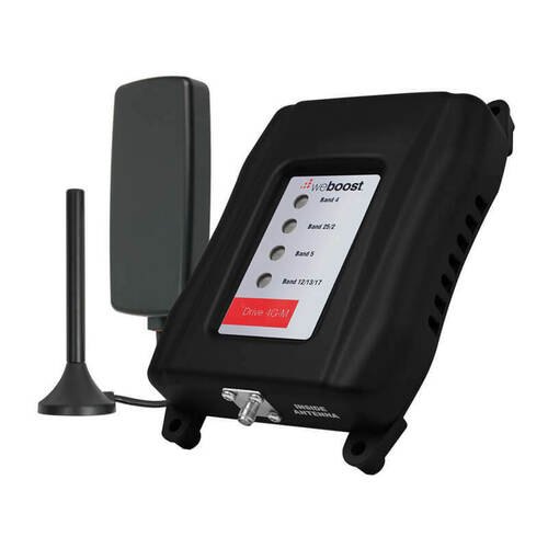 weBoost Drive 4G-M Cell Phone Booster Kit Renewed - 470121R