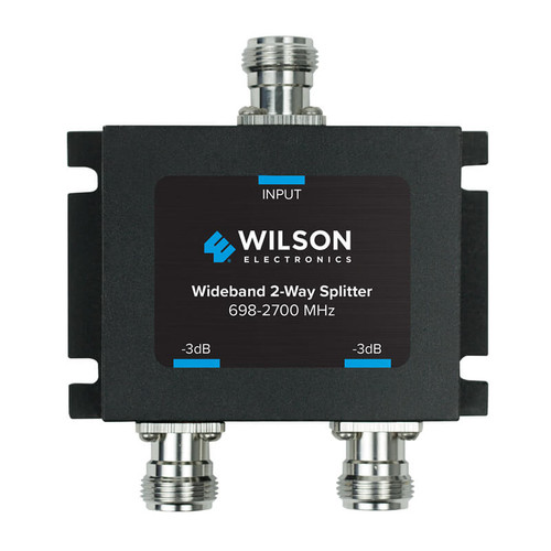 -3dB 2-Way Splitter for 700-2700Mhz, 50ohm - 859957