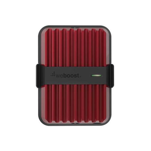 weBoost Drive Reach Cell Phone Signal Booster Trucker Antenna Bundle - 470154-T