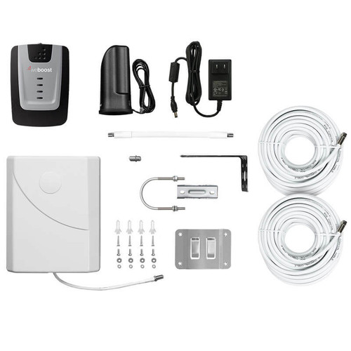 weBoost Home Room Signal Booster Kit Renewed - 472120R Formerly Home 4G 470101R