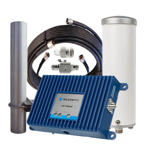 Hotspot M2M SMA Omni Antenna Signal Booster Kit - WA974440