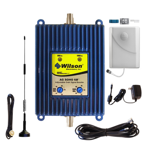 Wilson 841295 Mobile SOHO Ambulance 60dB Amplifier Kit Dual Band, main image
