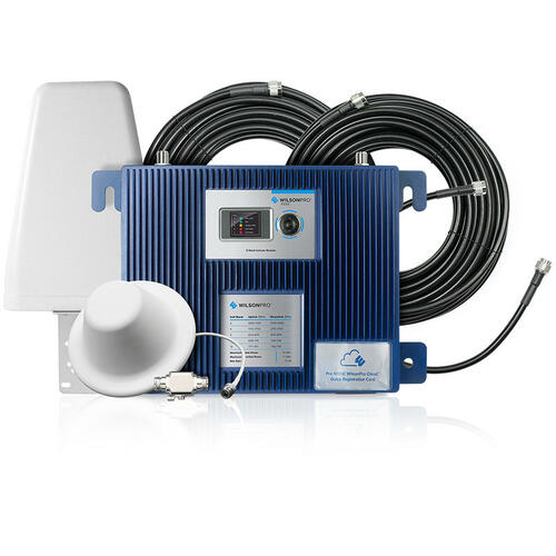 WilsonPro Rapid Deploy Cell Signal Booster Kit - 620042
