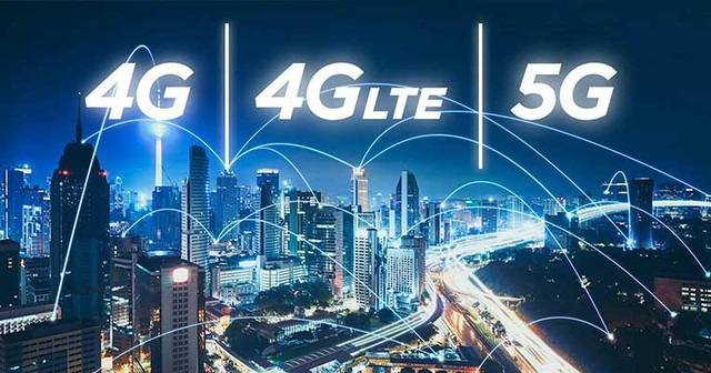 What is 4G, LTE, 5G and How are They Different?