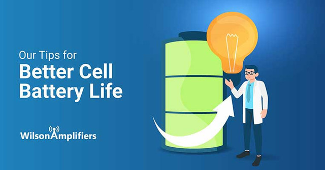 Top 11 Tips for Better Cell Battery Life